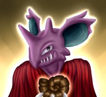 TWITCH - The King by Wolframclaws