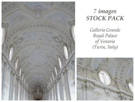 Galleria Grande - Royal Palace of Venaria - Pack by XiuLanStock