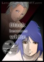 Black becomes white - Cover: Part - 1 by Lesya7