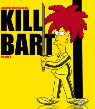 Kill Bart - Volume1 by d4rkAnimeNoz