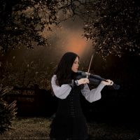 violonist 2 by mirameli