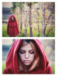 Little red by noukka