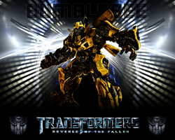 Transformers 2 Bumblebee by CrossDominatriX5