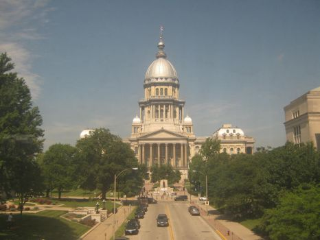 Illinois State Capital by The-Edgeman