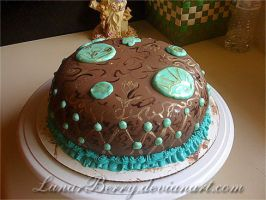 Sweet Cushion Cake by LunarBerry