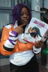 Learning from Lady Yoruichi by ja-pyon