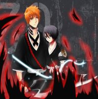 Ichiruki :l by Katara925