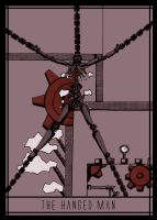 The Hanged Man By Sly-Stalker by Robot-drawing-club