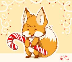 101121 - Yay Candy Cane by oniseraph