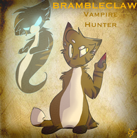 Bramleclaw, Vampire Hunter [remake] by electric32900