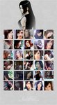 Icons Tag Wall - Tifa Lockhart by TifaxLockhart