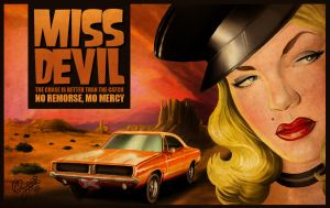 Miss Devil by christiano-bill