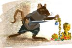 rat robber by ierf