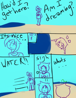 Jose and Psiche: Reunion? Page 2 by WiltingDaisy