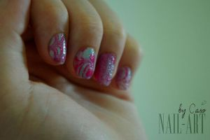 Nail- Art by Prinzess-Stock