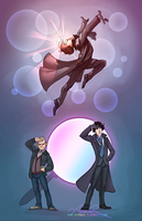 Sherlock Moon by ancalinar