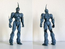 The Bio-Booster Armor Guyver by Guilhem-Bedos