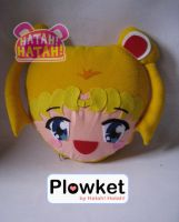 CUSTOM MADE SAILORMOON PLOWKET by prinsesaian