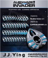AlienWareInvader by GrynayS