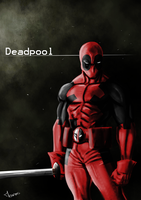Deadpool by ObakeKingu