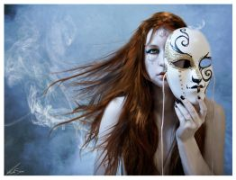 Without the Mask by Eternal-Salvation