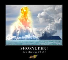 Ken Strategy No.1 by F-1
