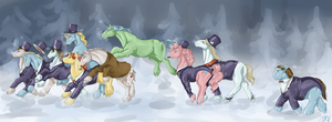 10 Lords a-Leaping by Shaiyeh