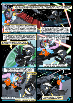 Star Mares 3.4.21: Aggressive Negotiations by ChrisTheS