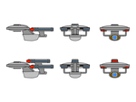 USS Enterprise D by 635k