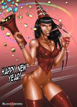 Happy new year Uncensored 1 by Black--Sword