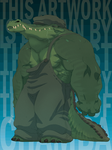 CrocFACE by theCHAMBA