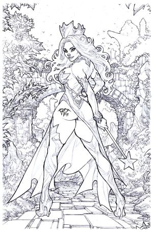 Grimm fairy tales OZ by pant