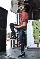 Brokencyde Warped Tour by chase009