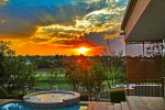 Another Sunset in Africa by WhiteBook