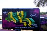 BOX TRUCK GRAFFITI by GILone