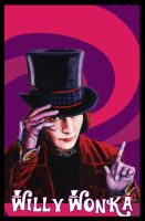 Willy Wonka Johnny Depp by Cynthia-Blair