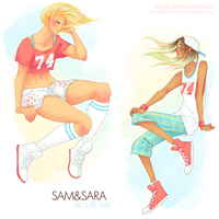PT - SamxSara - Summer Rebirth by Ai-Bee