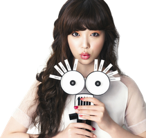 Sulli [f(x)] PNG Render by classicluv