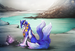 + Gift Art: Dream of the River by moxiv