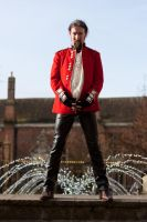 Red Coat stock 27 by Random-Acts-Stock