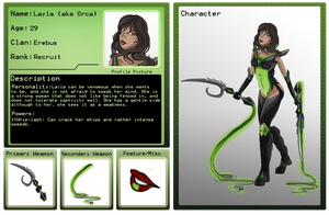 AOP - Layla Ref by AtlasArtifex