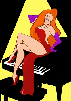 Jessica Rabbit by ScrapCity