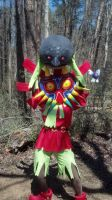 Skull Kid Cosplay: I've Got The Moon! by Belle43