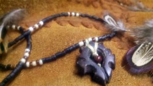 For the Horde Choker by Nimtai