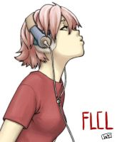 FLCL: Haruko3 by Animenifestor