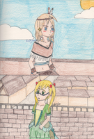 Nyo!APH - Boston Tea Party by SwiftNinja91