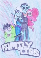 Family Ties - Contest Entry For VampiraLady by Strudel--Cutie4427