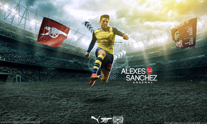 Alexes Sanchez Wallpaper by MohameDesigns