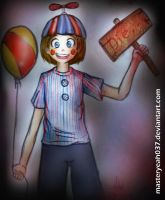 Balloon Boy - Five nights at Freddy's 2 by MasterOhYeah