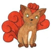 Vulpix by Tyltalis